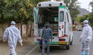 Gujarat records second coronavirus death