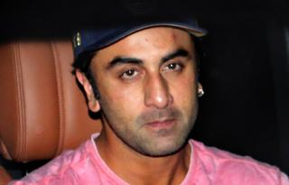 Guess who Ranbir is partying with?