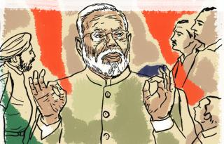 'Modi could be PM for 15 years'