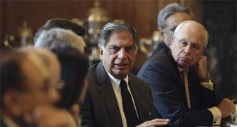 'While Ratan Tata is extremely patriotic, his mind is global'