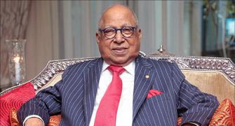 The rags to riches story of Leela Hotels founder