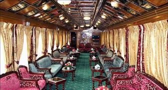 PHOTOS: India's amazing luxury trains