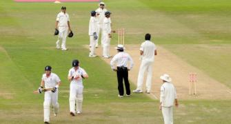 Controversies in India-England contests: Of Jelly beans, Vaseline...