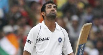 Gambhir in squad for England tour; Raina to lead for B'desh ODIs