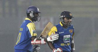 Sri Lanka beat India to win tri-series