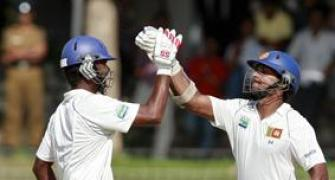 Colombo Test: Sri Lanka dominate Day One