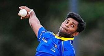 Sri Lanka make three changes to one-day squad