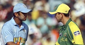 Ponting urged Dravid not to retire