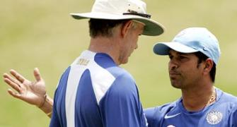 Why Tendulkar and Greg Chappell had a spat in 2007