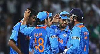 Revenge has to be the word for Team India