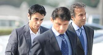 Spot-fixing: Pak trio record statement to tribunal