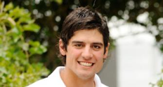 Cook welcomes DRS move for India series