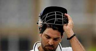 Yuvraj Singh battling lung tumour