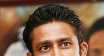 Kumble: The only interest I have is for the good of cricket