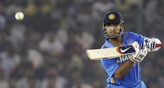 Rahane is Mumbai's lone torch-bearer at Wankhede