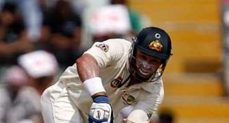 Hussey guides Australia to 316 with 15th ton