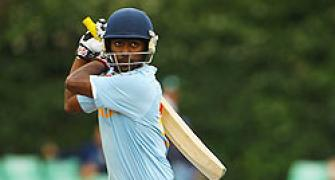 IPL: Injured Abhinav Mukund sidelined for 10 days