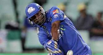 Pollard inspires Mumbai Indians to 27-run win