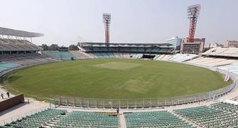 Eden Gardens as quarantine facility for police