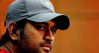 'ICC should act against Dhoni for arguing with umpire Dar'