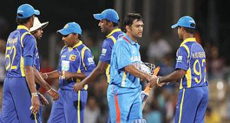 Was Over 30 the turning point in the India-SL ODI?