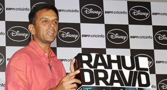 Greg Chappell salutes Dravid's captaincy in new book