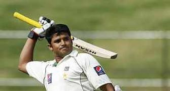 Azhar Ali frustrates Sri Lanka with another ton