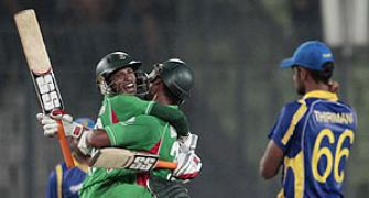 Stats: B'desh have improved Asia Cup record