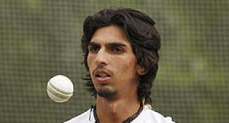 Unfit Ishant unlikely to play 1st Test