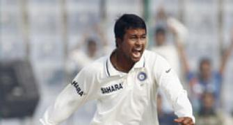 Ojha leaps nine places to No 5 in Test rankings