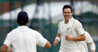 Southee and Boult keep New Zealand in control