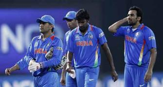 PHOTOS: Heartbreak for India despite victory over SA