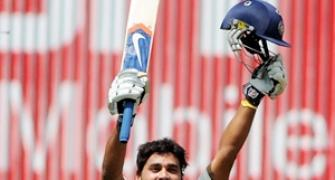 Vijay's 266 powers ROI to 354-run lead vs Rajasthan