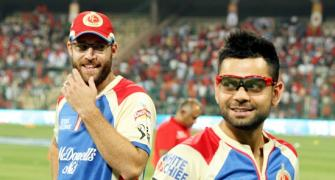 IPL: RCB aim for revenge against Hyderabad