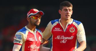 IPL PHOTOS: Royal Challengers vs Knight Riders, 12th match
