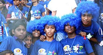 MI invite underprivileged kids to watch IPL tie vs Pune