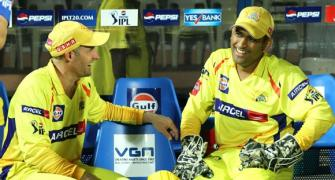Chennai will look to up the ante against Pune Warriors