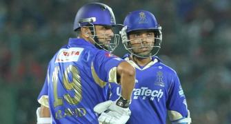 Dravid acknowledges team effort in win over Punjab