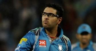 'Pune never believed Yuvi was captaincy material'