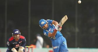 Mumbai's Rohit not disheartened by loss to Daredevils