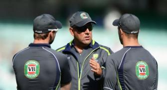 Lehmann says he will learn from Broad attack