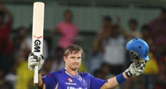 Watson expected to play for Rajasthan Royals in CLT20