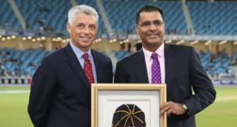 Waqar Younis inducted into the ICC Hall of Fame