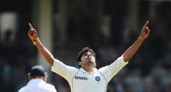 Fit again Sreesanth focused on 'enjoying the game'