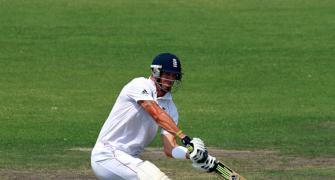 How Dravid's advice changed Pietersen's world