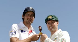 'There will be a good standard of cricket in this Ashes'