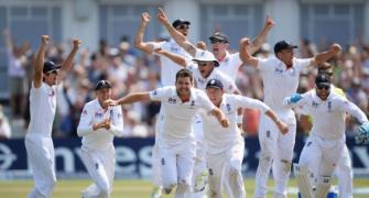 Anderson is Cook's recipe for success