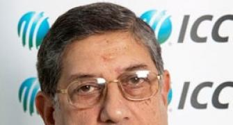 Srinivisan insists he will attend working committee meet on Aug 2