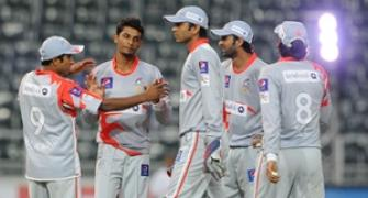 Sialkot Stallions players unhappy with PCB