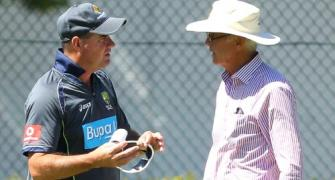 Arthur unlikely to be sacked after India debacle